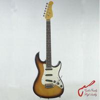 Hiển thị Mẫu Giải Phóng Mặt Bằng Bán Hàng Elioth ST Guitar/ASH Body/Canada Maple Cổ/SD SSL-1 Pickups/Wilkinson cầu