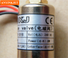24V 5W printer solenoid valve for Infiniti Allwin Myjet Zhongye Gongzhen Wit-color JHF VISTA Flora Fly-jet Crystal-jet