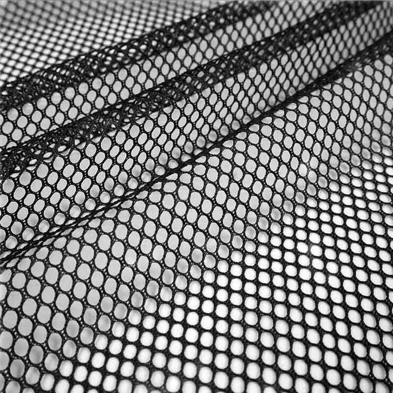 Tissu Net classique en nid d'abeille maille tissu multifonction pour coussins oreiller voiture coussin tricot doublure vêtements tissu de haute qualité