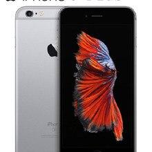 iPhone 6 плюс мобильный телефон разблокированный 5,5 дюймов 1 Гб Оперативная память 16 Гб/64/128 ГБ Встроенная память двухъядерный ips 8MP Камера LTE операционная система IOS б/у мобильных телефонов