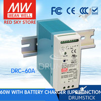 Redsky Hot Sale1 MEAN WELL Original DRC 60A 13 8V Meanwell DRC 60 59 34W Single
