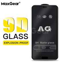 Matte Tempered Glass for Huawei Honor 8X 8A 10 Lite Play Frosted Screen Protector For Mate 20 10 Y7 Pro Y9 2019 Shield Film(China)