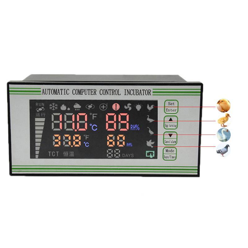 XM-18S Automatique Oeuf Incubateur Contrôleur Thermostat Température Humidité Incubateur Capteur Sonde Incubateur Contrôle Système