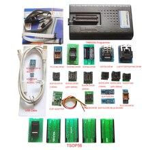 Oryginalny TNM5000 USB EPROM programator pamięci + 19pc adaptery + zacisk IC dla pojazdu część elektroniczna/Laptop/Notebook naprawa