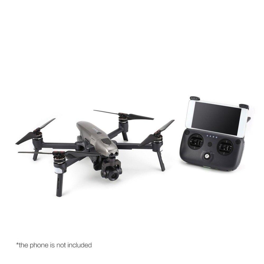 Высокое Качество Walkera VITUS 320 Радиоуправляемый Дрон 5,8 Г Wi Fi FPV системы камера 4k селфи Quadcopter AR игры избегание препятствий fz