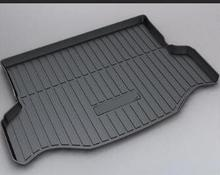 For Toyota RAV4 Boot Mat Rear Trunk Liner Cargo Floor Tray Carpet Mud Kick Protector  2016 2017 2018 Accessories for audi q5 rear trunk cargo liner boot mat floor tray carpet mud kick protector cover 2010 2016 automobile parts accessories