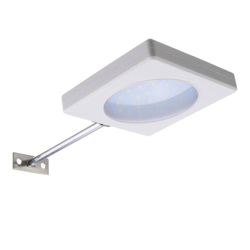 Waterproof SMD2835 LED Solar Light Outdoor Solar Power Panel Garden Street Wall Street Lamp Induction Light