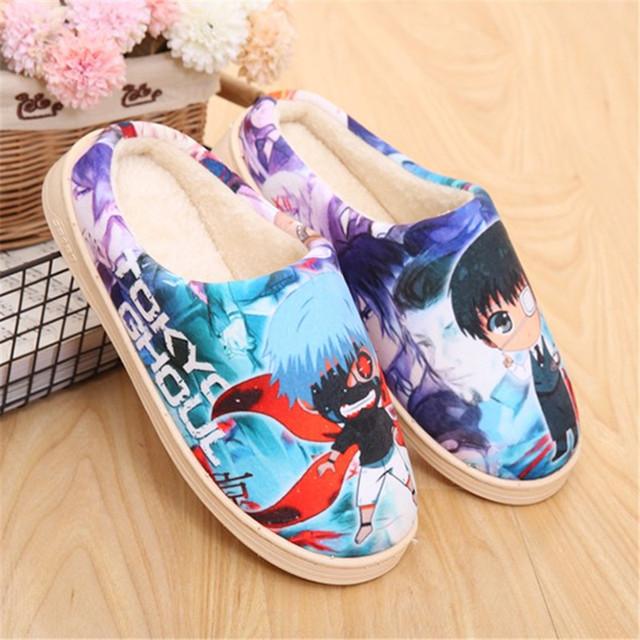 Tokyo Ghoul Kaneki Ken Cosplay Shoes