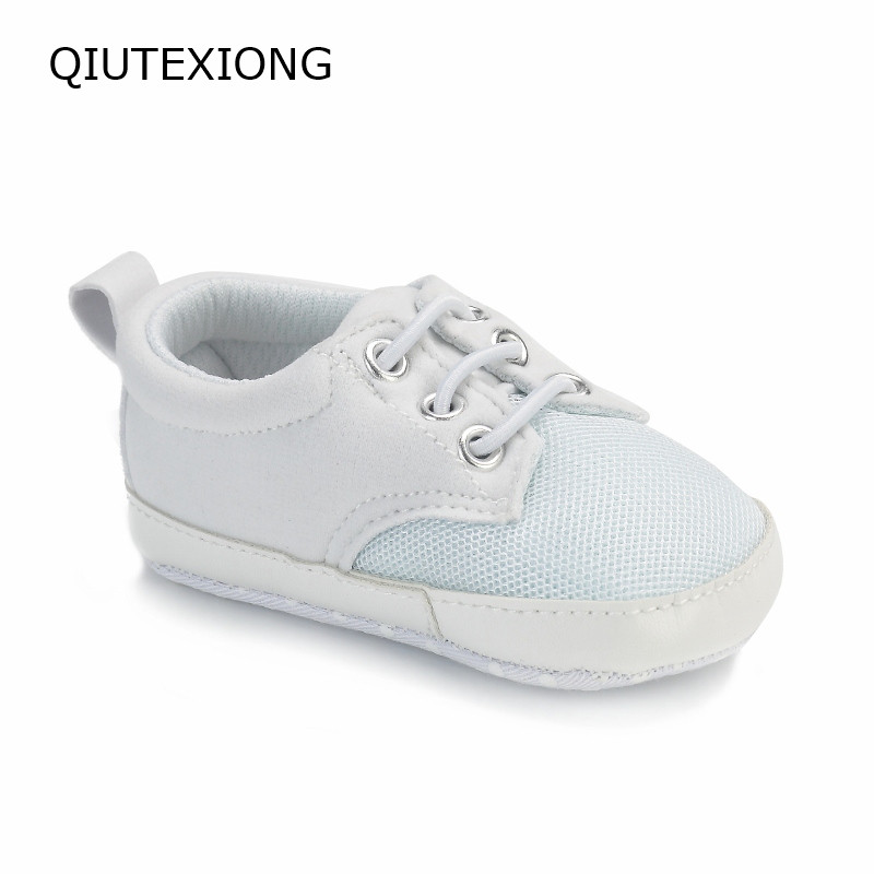 Baby Moccasins Toddler Sneakers Baby Schoenen White Air Mesh Sport Shoes For Baby Boy Kid Casual Shoes Soft Sole Pram Shoes0-18M