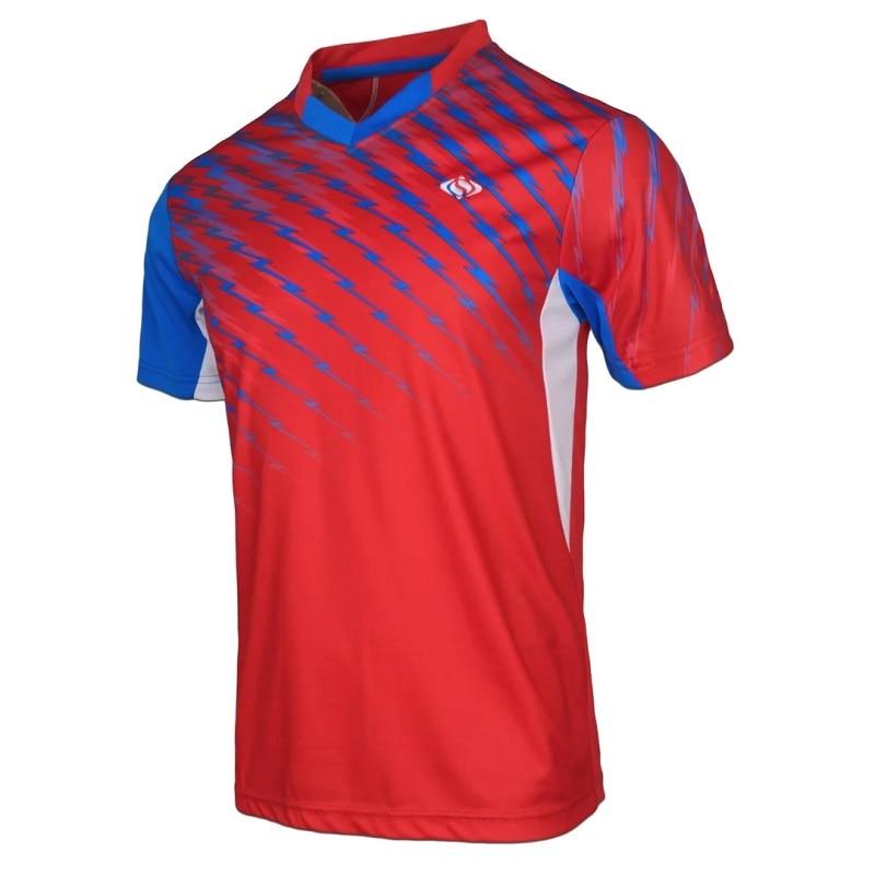 4fdbc8404f37 New Brand Men s Sports Short Sleeve Running T shirts Dry Fit T Shirt Men  Fitness Tees Tops Slim Fit Sportwear Jerseys-in Running T-Shirts from  Sports ...