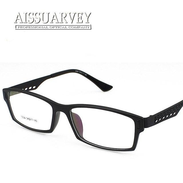 Высокое качество мужчины очки широкий черный vintage оправы для очков по рецепту модный бренд Корейский дизайнер 1602 óculos свет мальчик