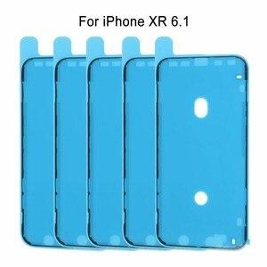 Водонепроницаемая клейкая наклейка для IPhone X XS MAX XR 6 6s 7 8 plus, рамка ЖК-дисплея, клейкая лента, 3 м, ремонтные детали