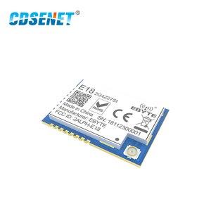 Image 4 - Zigbee Mesh Netzwerk CC2530 27dBm PA CC2592 E18 2G4Z27SI SMD IPEX Stecker IO Port 500mW Long Range Transmitter Empfänger