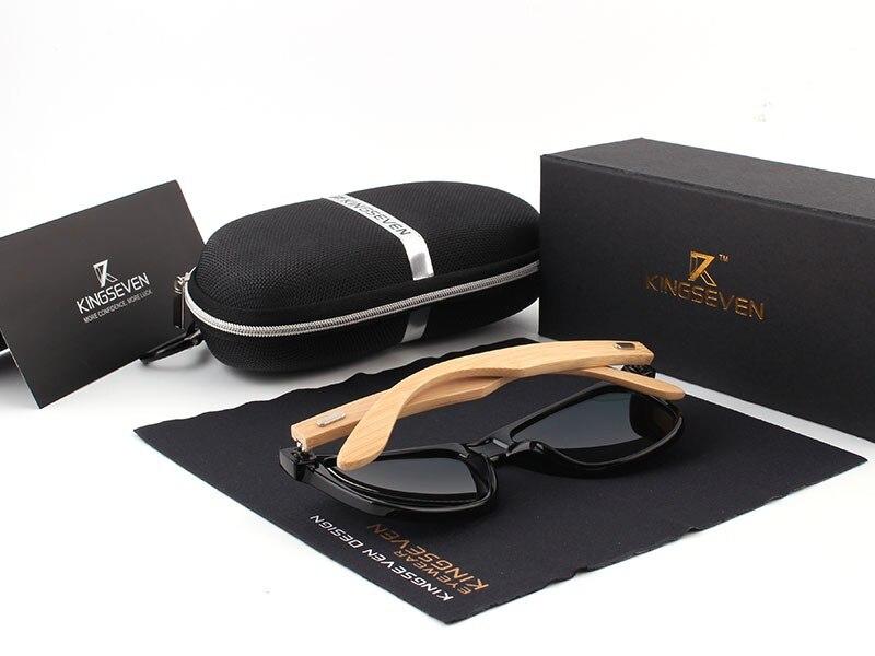 2016 New Bamboo Polarized Sunglasses Men Wooden Sun glasses Women Brand Designer Original Wood Glasses Oculos de sol masculino 18
