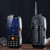 DBEIF D2017 прочный открытый мобильный телефон с антенной аналогового ТВ 3,5