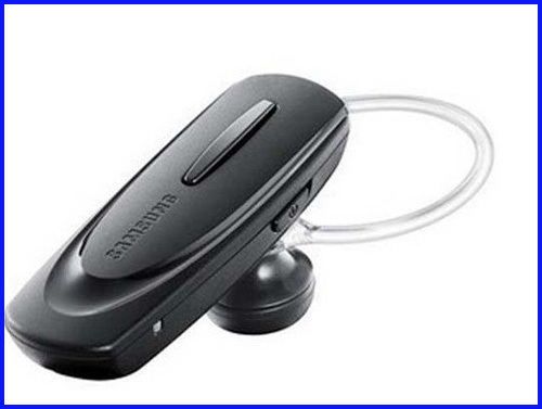 freeshippin, Black HM1100 Mono Wireless Bluetooth Headset Handsfree For SAMSUNG