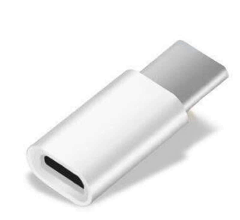 Micro USB A Adaptador de carga de sincronización de datos tipo C Microusb a cargador Usb tipo C Otg para Huawei G9 p9 más Xiaomi Mi5 Mi4S Mipad 2