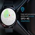 Preciso mappa di navigazione Bluetooth smart watch 4G GPS RAM 1GB + ROM 16GB sim macchina fotografica della vigilanza IP67 impermeabile 2019 smartwatch di frequenza cardiaca 2019 Nuova Ammiraglia Zeblaze THOR 5 PRO Sma