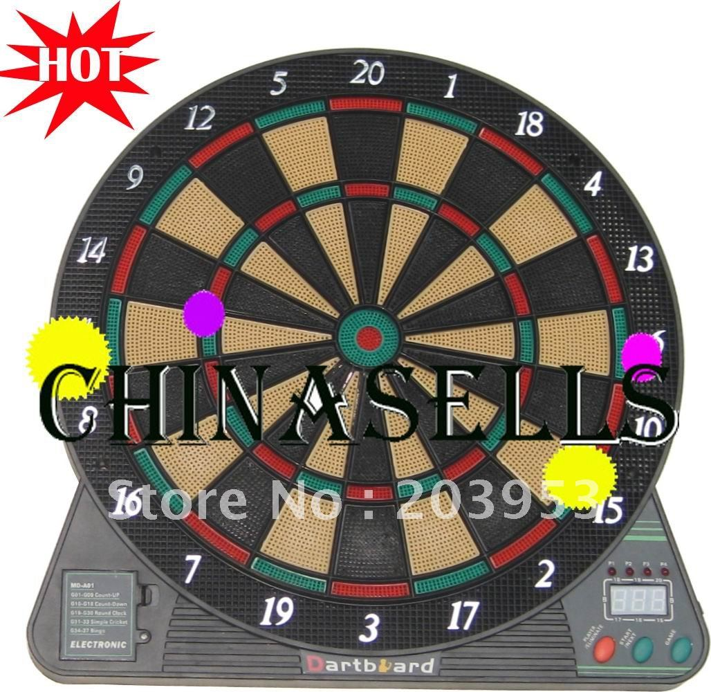 soft electronic dart board scorre 37 game 1LED 6 dart! New twister family board game that ties you up in knots