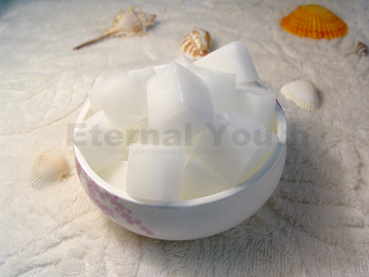 Handmade Soap Base White Soap Base Goats Milk Soap MELT AND POUR  Soap Making SUPPLIES