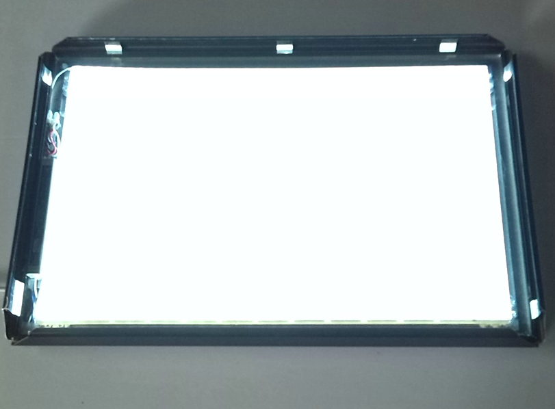 5PCS Restaurant Ultra Led Backlit Panel Menu Board Lightbox 16 x24  Black Aluminum Frame Signage-in Advertising Lights from Lights u0026 Lighting on ... & 5PCS Restaurant Ultra Led Backlit Panel Menu Board Lightbox 16