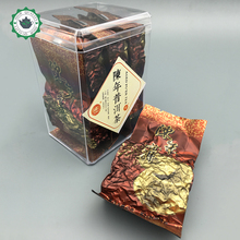 2003 Chinese yunnan puer tea 6pcs/box ripe loose tea shu Pu'Er tea yunnan old slimming tea for weight loss