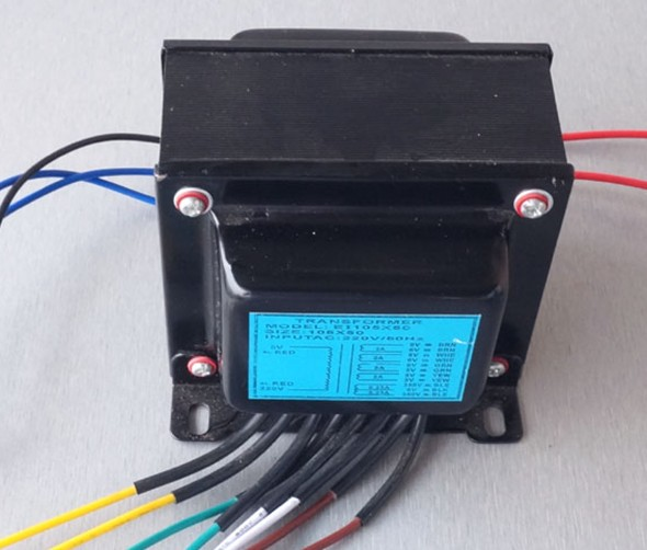 HIFI audio amplificateurs 300B tube amp transformateur 250 W tension de sortie 320 V 5 V 6 V Tube amp E transformateur amplificateur