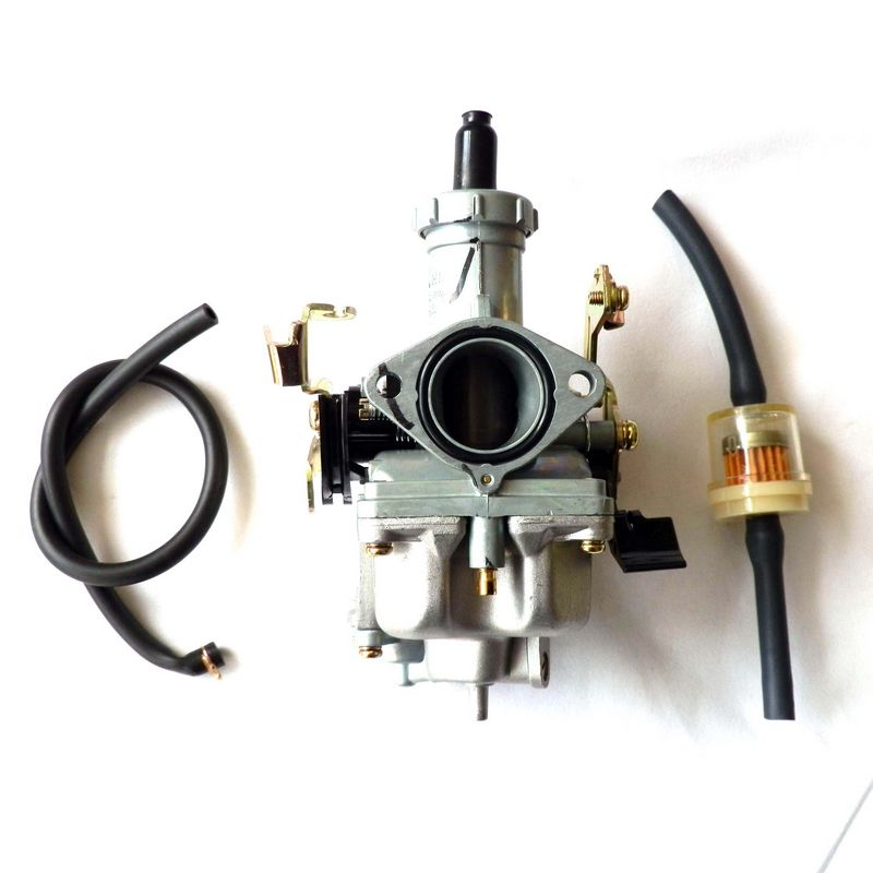 Motorcycle Carburetor Pz27 Carb With Oil Filter Pipe Pump Rhaliexpress: Honda 250ex Oil Filter Location At Gmaili.net