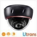 Câmera de Vigilância Em Casa Câmera de CCTV AHD 30 LEDs 25 m Noite Vision 1.0MP CCTV Dome Caixa de Plástico 720 P HD Da Câmera Seguro HD
