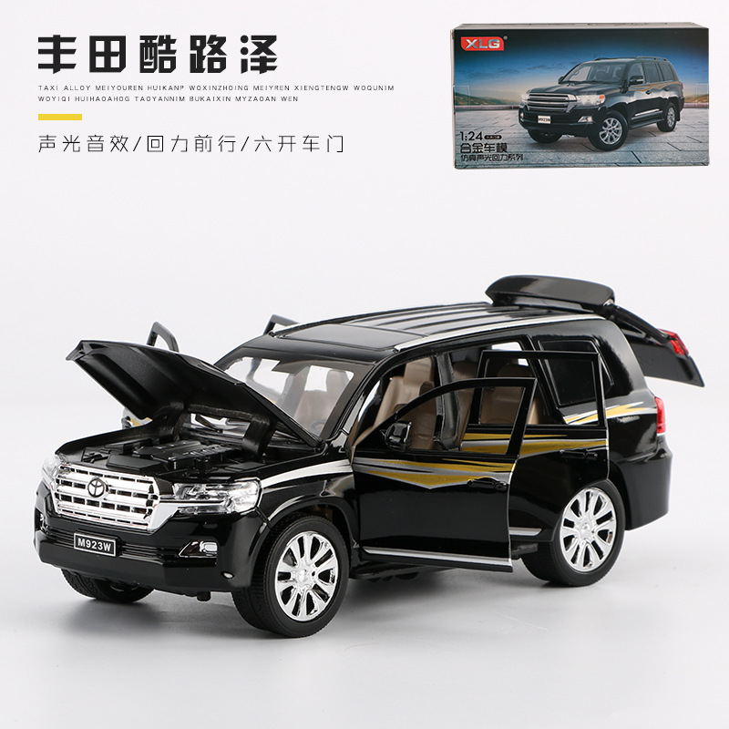 Aliexpress 1 24 Alloy Car High Quality Suv Length 20cmklz M923w 6 W Doors Open Excellent For Collection Light Sound Design From