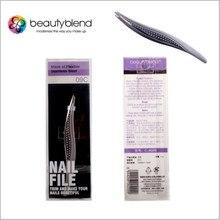 Beautyblend C-8009 Макияж Инструменты Уиллоу-Образный Брови Клип Из Нержавеющей Стали Бровей Пинцетом