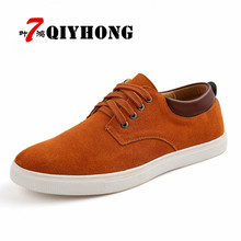 QIYHONG Brand New Men'S Casual Shoes,Man Spring Autumn Style Flats Fashion Sneakers For Men Solid Canvas Shoes Large Size 38-48