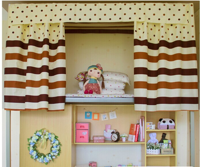 Bunk Beds Shade Cloth Curtain Curtains Bed Mantle Mosquito