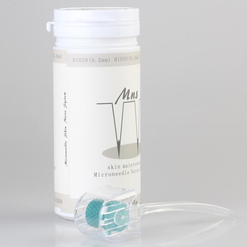 Derma Roller MNS 192 Needles Micro-needling Roller For Skin Care Body Treatment Meso Roller Mikronadel Micro Agulha Mezoroller
