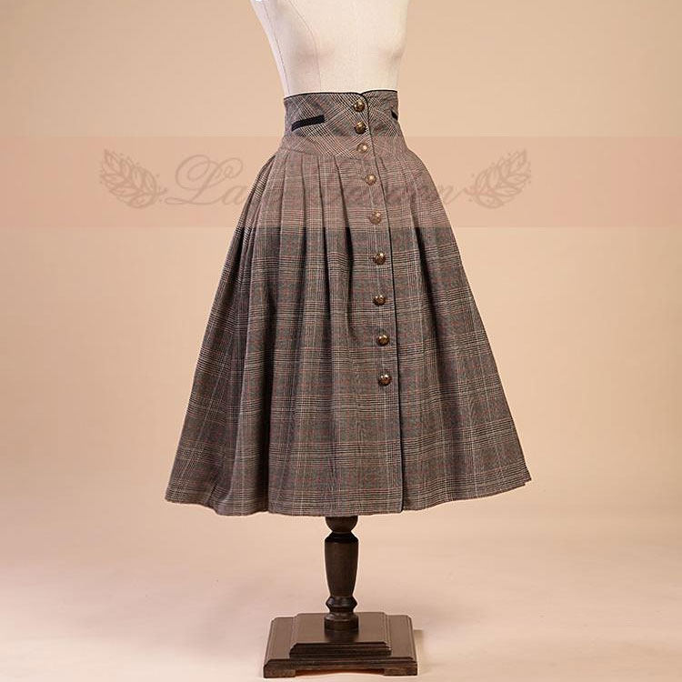 3a2833c546 Buy retro plaid skirt and get free shipping on AliExpress.com