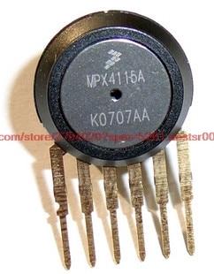Новая импортная оригинальной аутентичной MPX4115A датчик давления (A1L1)