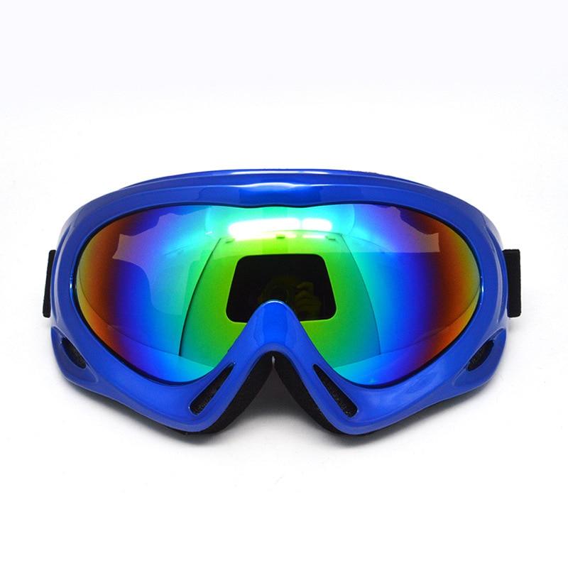 Prix pour Enfants Ski Adulte Enfants Ski Lunettes de Snowboard Lunettes de Ski lunettes de Soleil ADULTE Hiver Skate Anti-UV Lunettes
