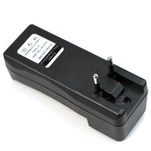 Image 4 - 범용 듀얼 배터리 충전기 18650 14500 16340 26650 충전식 리튬 이온 배터리 충전기 eu/us