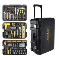 Multi function бытовой инструменты для технического обслуживания инструмент гаечный ключ Отвертка и нож ручной инструмент набор с шкаф для инстр