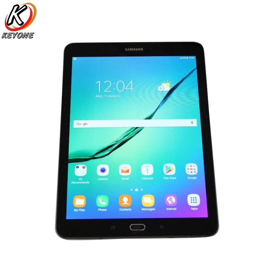 Original New Samsung Galaxy Tab S2 T817P Sprint Version WIFI 4G Tablet PC 9.7 inch 3GB RAM 32GB ROM Android 2048 x 1536 Tablet original new samsung galaxy tab s t807v verizon wifi 4g tablet pc 10 5 inch 3gb ram 16gb rom dual camera android 7900mah pc