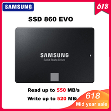 SAMSUNG SSD 860 EVO 250GB 500GB Internal Solid State Disk HDD Hard Drive SATA3 2.5 inch Laptop Desktop PC MLC disco duro 1 TB