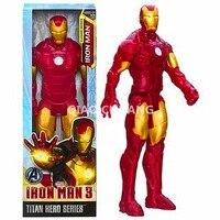 Avengers Age Of Ultron Superhero Iron Man Tony Stark PVC Action Figure Collectible Model Toy RETAIL