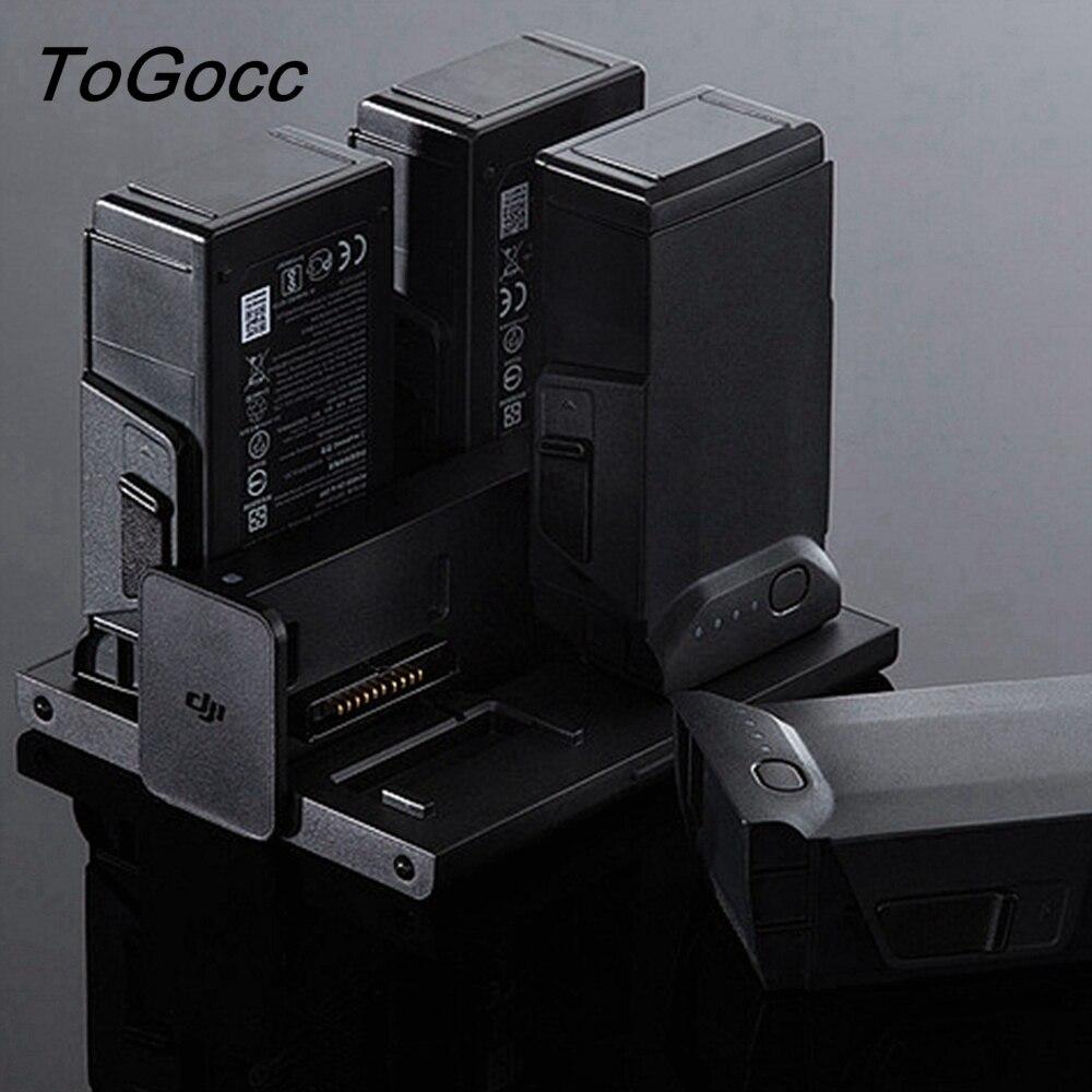 Портативное зарядное устройство конвертер для DJI Mavic Air батарея зарядный концентратор умное зарядное устройство аксессуары для дрона - 2