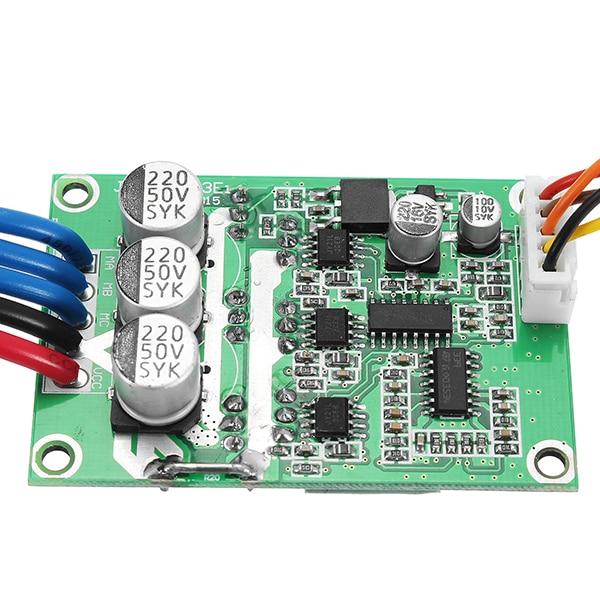 Details about  /DC 12V-36V 500W High Power Bürstenlos Motor Controller Driver Board Assembled
