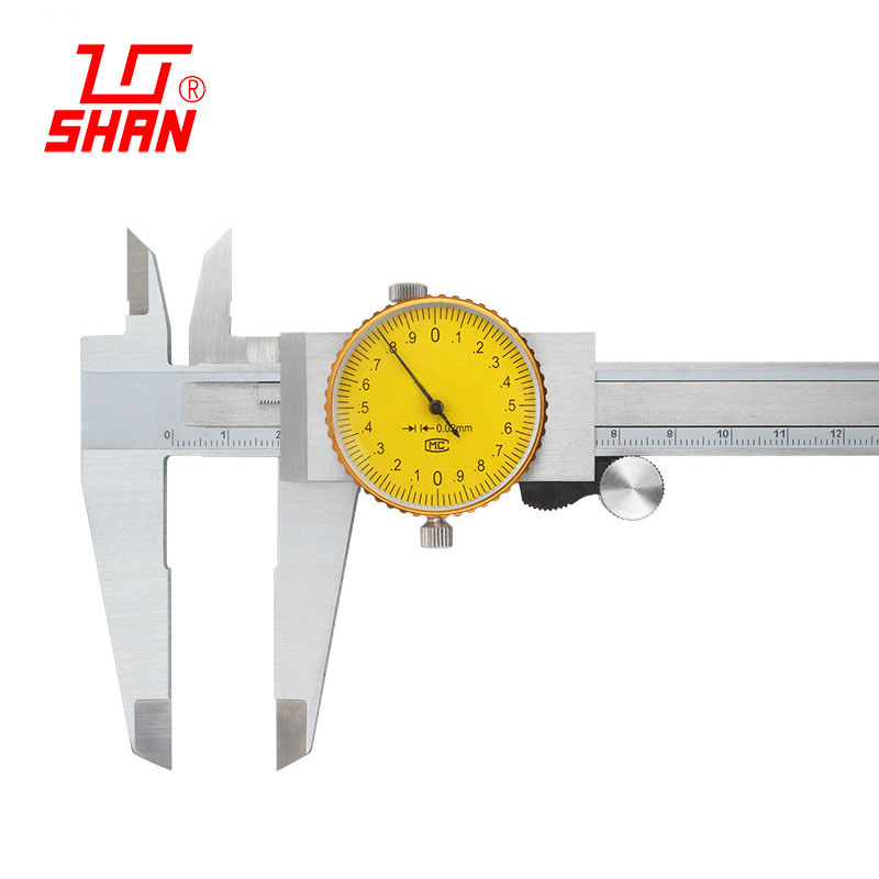 Dial calipers 0.02mm High precision stainless steel vernier with table caliper 0-200 mm shockproof calipers dial vernier caliperDial calipers 0.02mm High precision stainless steel vernier with table caliper 0-200 mm shockproof calipers dial vernier caliper