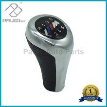 5 Speed 6 Speed Car Gear Shift Knob With M Logo For BMW 1 3 5