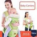 Respirável envoltório estilingue do bebê, Cadeira de bebê multifuncional portátil, Ajustável Baby Sling transportadora, Mochilas Porta Bebes Ergonomicas