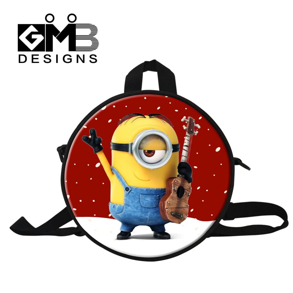 Minions kids bag