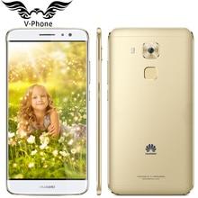 Оригинальный Huawei G9 плюс 4 г LTE Snapdragon 625 MSM8953 Octa Core 2.0 ГГц 3 ГБ Оперативная память 32 ГБ Встроенная память 1920 * 1080px 16MP Dual SIM отпечатков пальцев