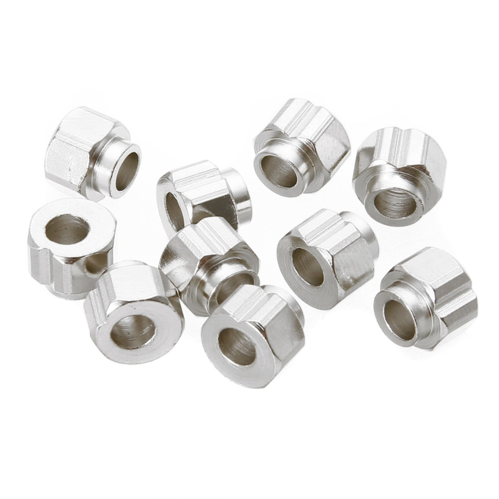 10pcs 5mm Micro Bore Eccentric Spacers Stainless Steel Eccentric Spacer for V Wheel Aluminium Extrusion 3D Printer Reprap Mayitr 1 pair free shipping suzuki jimny wheel spacer 5x139 7 center bore 108 35mm thickness wheel adapter